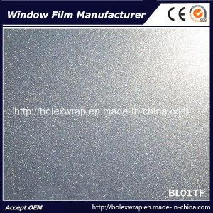 Decorative Window Film Self-Adhesive Sparkle Window Film Sanding Film pictures & photos