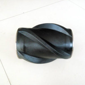 Composite Solid Body Spiral Blade Rigid Centralizer with Metal Rings pictures & photos