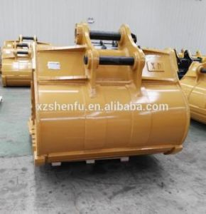 Sf Backhoe Rock Bucket for Caterpiller Crawler Excavator pictures & photos