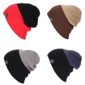 Custom Logo Jacquard Cap, Embroidery Cap, Knitted Cap, Plain Cap, Winter Warm Cap, Printed Cap, in Various Size, Material and Design pictures & photos