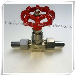 J23W Stainless Steel Needle Valve