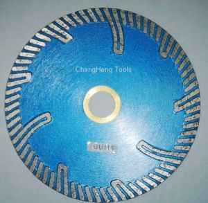 Diamond Saw Blade for Marble Hot Press pictures & photos