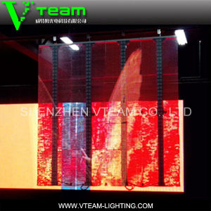 Indoor and Outdoor Transparent Glass Wall LED Screen