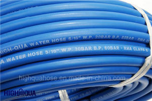 Hot Selling Industria Flexible High Pressure Rubber Water Hose pictures & photos