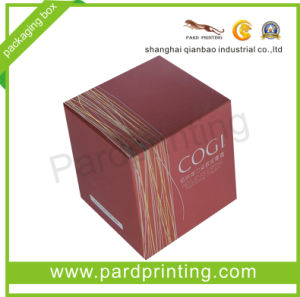 Paper Skin Care Packaging Box (QBC-1414)