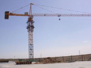 Hammer Head Tower Crane Qtz63 (5010)