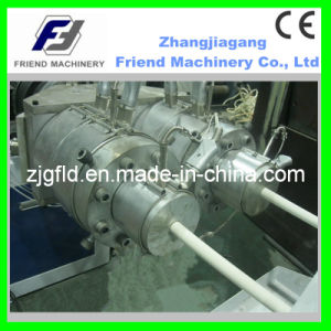Hot Sale PVC Plastic Double Pipe Production Line / Pipe Extruding Line with CE pictures & photos