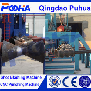 Steel Shot Abrasive Equipment for Pipe Cleaning pictures & photos