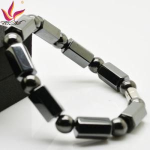 Htb009A Wholesale Hematite Energy Bracelet for Men pictures & photos
