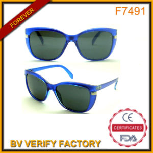 F7491 Vintage Sunglasses in 6 Colors Free Samples Manufacturer pictures & photos