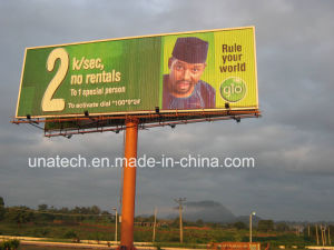 Outdoor Pole Prisma Triple Tri-Vision Ads Media Billboard pictures & photos