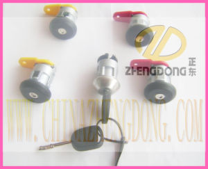 Transit 86-90 Door Lock Complete Set OEM 86vb-B22050-AA for Ford (ZD-2530) pictures & photos