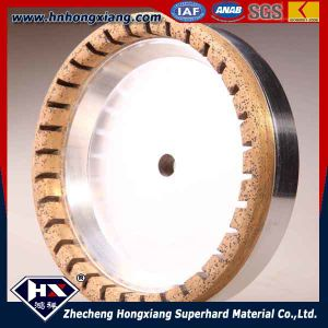 Metal Diamond Grinding Wheel for Glass, Full Segment pictures & photos