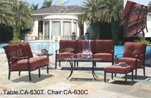 Cast Aluminium Furniture, Outdoor Furniture Ca-630tc pictures & photos