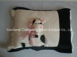Plush Animals Head Cushion with Soft Material pictures & photos