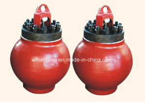 Hydraulic Cylinder Triplex Mud Pump Pulsation Dampener pictures & photos