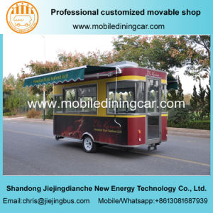 Mobile Food Trailer, Food Cart, Food Truck pictures & photos