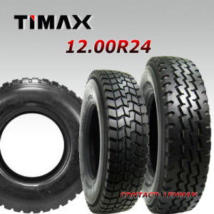 Quality Radial Tube Truck Tyres (12.00R24) pictures & photos
