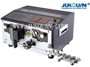 Automatic Cable Cutting and Stripping Machine (ZDBX-9) pictures & photos