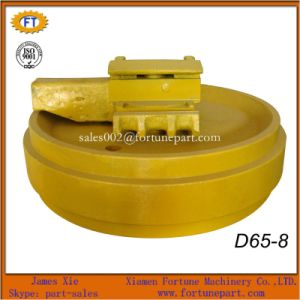 Shantui SD22 SD23 Bulldozer Undercarriage Rear and Front Idler Spare Parts pictures & photos