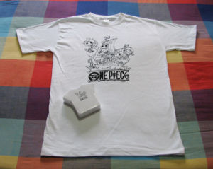 Promotional Gift Cotton Compressed T Shirt pictures & photos