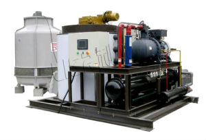 Lier Large Industrial Flake Ice Machine for Concrete Cooling Made in China pictures & photos