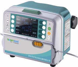 Compact IV Volumetric Infusion Pump with CE pictures & photos