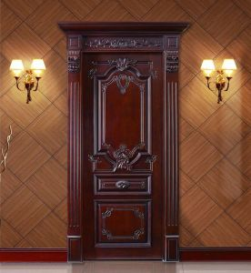 Wooden Luxury Interior Doors pictures & photos