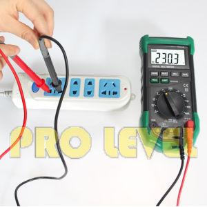 Digital Multimeter with Temperature (MS8268) pictures & photos