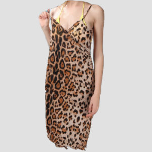 2013 Hot Sales New Summer Slip Dress Printed (LD-064)