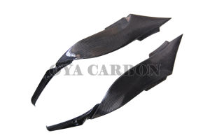 Carbon Fiber Motorcycle Side Panel Upper Parts for Kawasaki ZX6R 09 pictures & photos