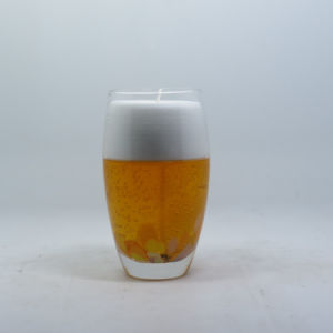 Hotsale China Art Jar Cup Jelly Candle pictures & photos