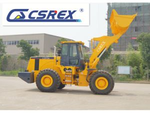 OEM Tier 4 Engine China Wheel Loader pictures & photos