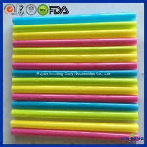 5′′ Super Jumbo Straight Straws, Cocktail Straws W/PVC Box pictures & photos