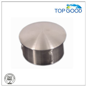 Steel Flexible Arch End Cap for Handrail Systems pictures & photos