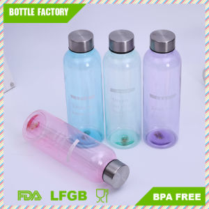 Hot Sale Food-Grade Plastic Water Bottle pictures & photos