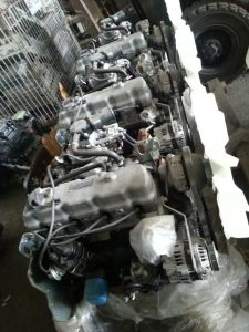 Nissan K21 K25 The Engine for Forklift pictures & photos
