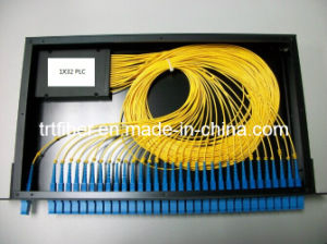 1X32 PLC Splitter Patch Panel pictures & photos
