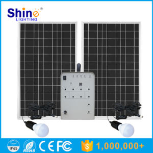 100W Solar Power System for Home Use pictures & photos
