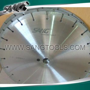 High Quality Diamond Circular Segmented Blades for Stone Cutting (SG-043) pictures & photos