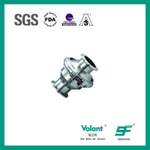 Single-Edge Welded, Single-Edge Quick-Installed Check Valve Sf6000001 pictures & photos