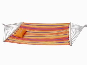 Multicolor Hammock with Free Pillow pictures & photos
