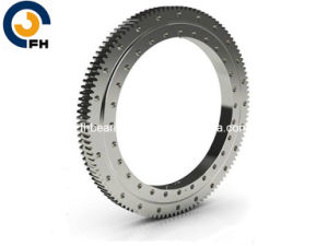 Thin Section Slewing Bearing (Light Type) - External Gear pictures & photos