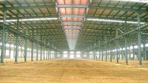 Construction Industrial High Quality Inexpensive Steel Structure Workshop (ZY117) pictures & photos