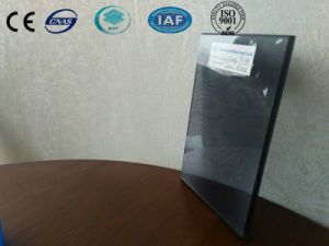 Euro Grey Laminated Glass with Ce, ISO