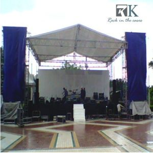 Perfect Design Folding Stage Roof Truss Systems pictures & photos
