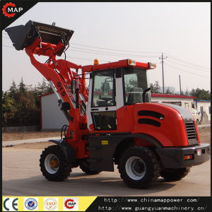 1.5 Ton CS915 Mini Loader with CE pictures & photos