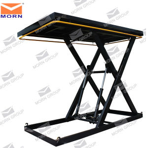 China Hot Sale Hydraulic Scissor Lift Stage pictures & photos