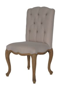 Antique Baroque Design French Style Dining Room Wooden Chair (CF-1891)