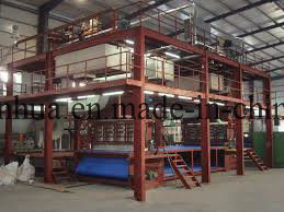 High Quality Non Woven Production Line SSS 4200mm pictures & photos